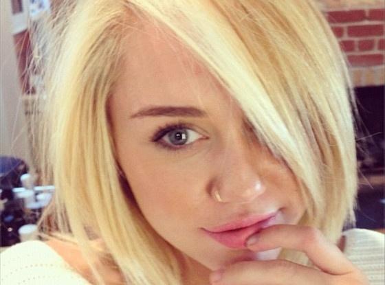 ¡El nuevo look de Miley Cyrus! 10