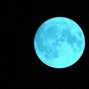 El fenómeno de la Luna azul se verá este viernes 7