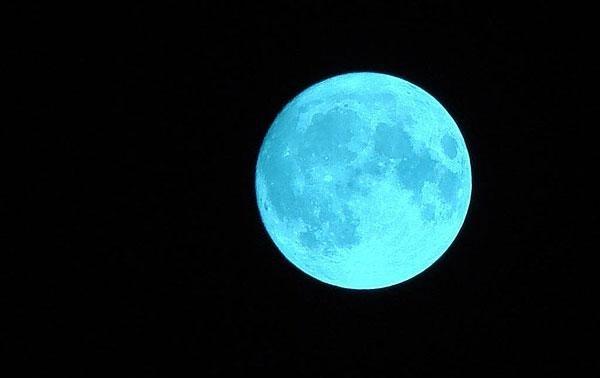 El fenómeno de la Luna azul se verá este viernes 2
