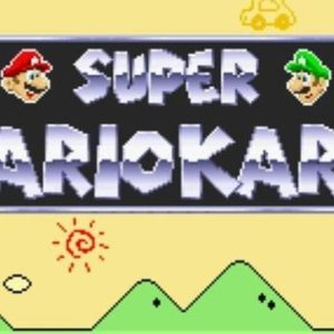 Super Mario Kart cumple 20 años 20