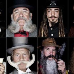 Los hombres con las barbas y bigotes más extraños aunque hermosos del mundo 16