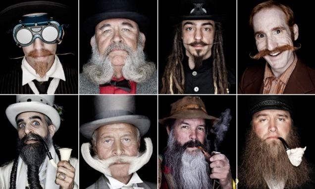 Los hombres con las barbas y bigotes más extraños aunque hermosos del mundo 11