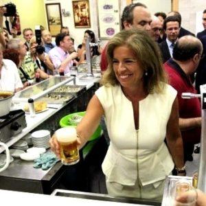 Ana Botella, la alcaldesa no elegida de Guadalmina 26