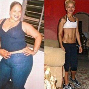 Increíbles transformaciones físicas 11
