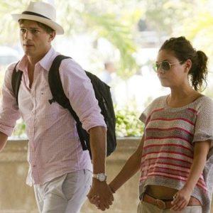 Amor confirmado: Ashton Kutcher y Mila Kunis, enamorados en Bali 5