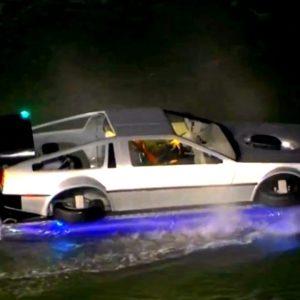 Construye un DeLorean aerodeslizador 23