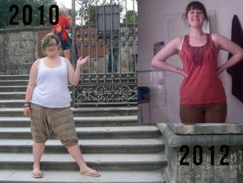Increíbles transformaciones físicas 1 - Increíbles transformaciones físicas