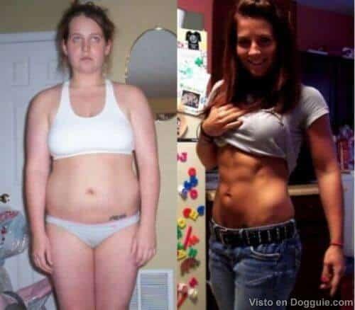 Increíbles transformaciones físicas 123 - Increíbles transformaciones físicas