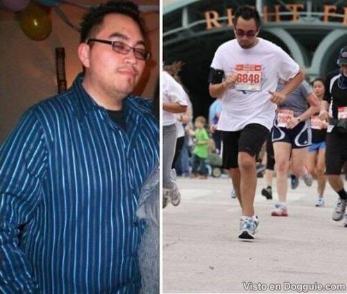 Increíbles transformaciones físicas 17 - Increíbles transformaciones físicas