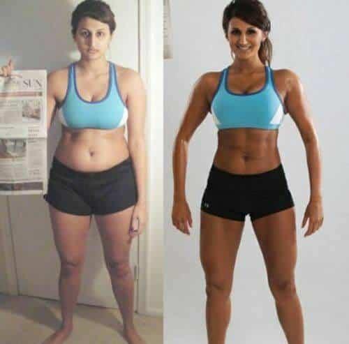 Increíbles transformaciones físicas 20 - Increíbles transformaciones físicas