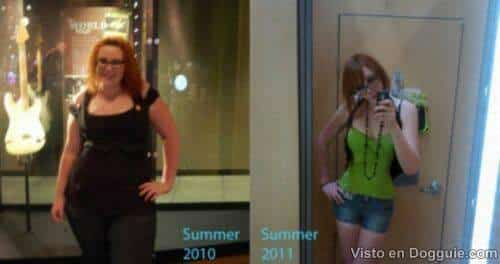Increíbles transformaciones físicas 31 - Increíbles transformaciones físicas