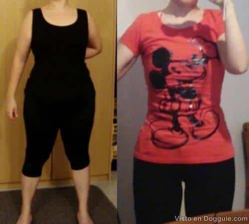 Increíbles transformaciones físicas 37 - Increíbles transformaciones físicas