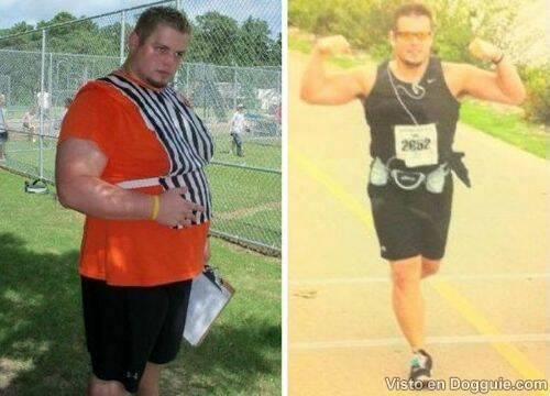 Increíbles transformaciones físicas 61 - Increíbles transformaciones físicas