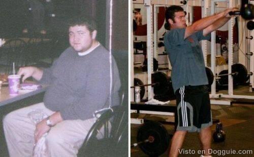 Increíbles transformaciones físicas 80 - Increíbles transformaciones físicas
