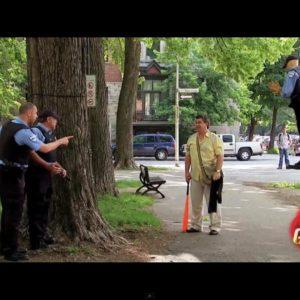 La piñata en forma de Policía 21