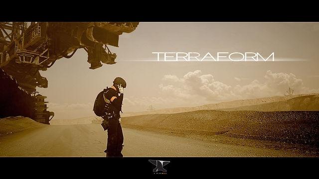 Terraform, imaginando un planeta Marte habitable 10