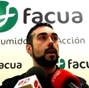 Facua acusa al Gobierno de querer ilegalizarla por sus campañas contra los recortes 22