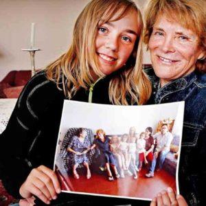La moda en Noruega: apadrinar a niños pobres españoles como Desiree 18