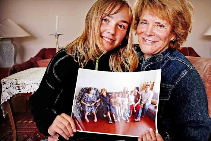 cbf5cf660f52344fc1e7194eed0b13f3 - La moda en Noruega: apadrinar a niños pobres españoles como Desiree