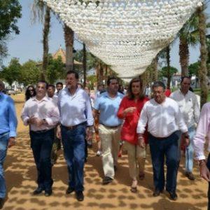 """Rajoy, en el 'Rocío Chico': """"Somos personas con alma y eso es bonito"""" 24"""