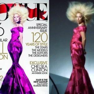 Nuevas imágenes evidencias exceso de photoshop para Lady Gaga 23