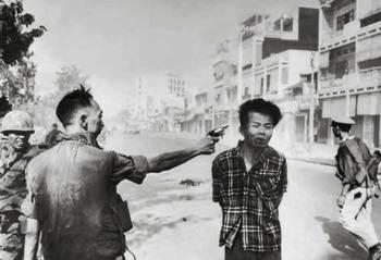Ejecución policial en Vietnam