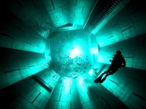 """""""Nemo 33"""" la piscina mas profunda del mundo 12"""