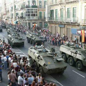 """El coronel que quiere llevar los tanques a Cataluña se confiesa admirador de Franco, un """"regalo de Dios"""" 25"""