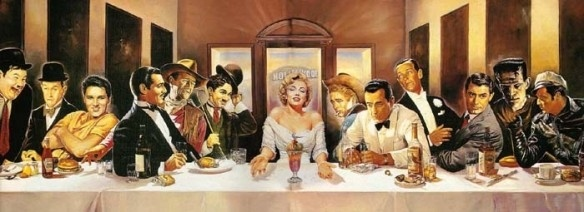"""Versiones de """"La última cena"""" 11"""