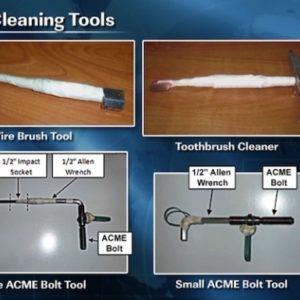 El cepillo de dientes que salvó a la Estación Espacial 8