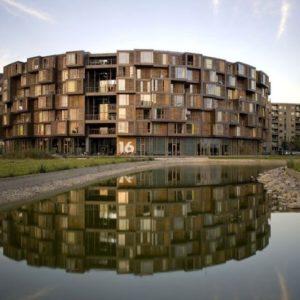 Espectacular residencia de estudiantes 👩🎓 en Copenhague, Dinamarca 22