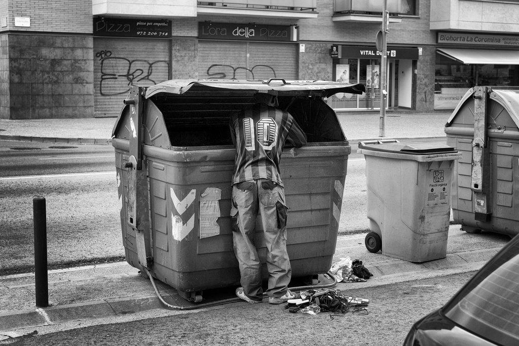 """La """"Marca España"""" vista desde el extranjero """"Recortes, Austeridad y Hambre"""" 10"""