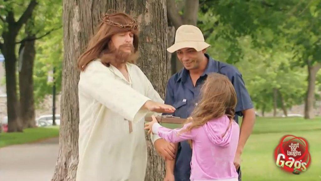 Jesús salva un ratón 2