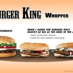 Comida real 💩 contra comida de anuncios 🍔 23