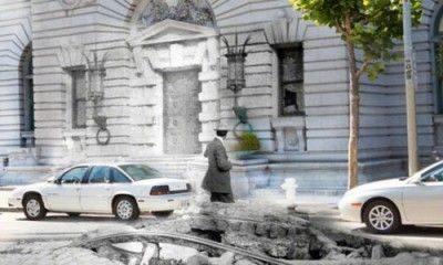 noticias Así quedaría San Francisco si se produjera un terremoto