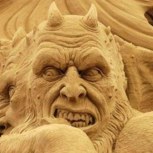 Mega colección de fotos de esculturas hechas de arena 34