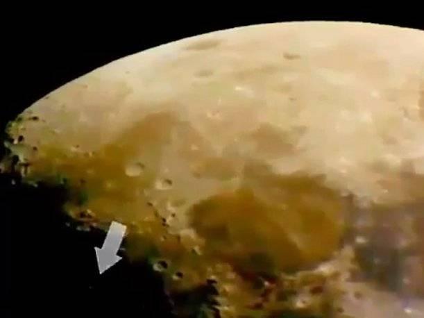 Usuario de YouTube advierte sobre un OVNI en el lado oscuro de la Luna 14