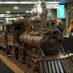 Tren de chocolate Belga 8