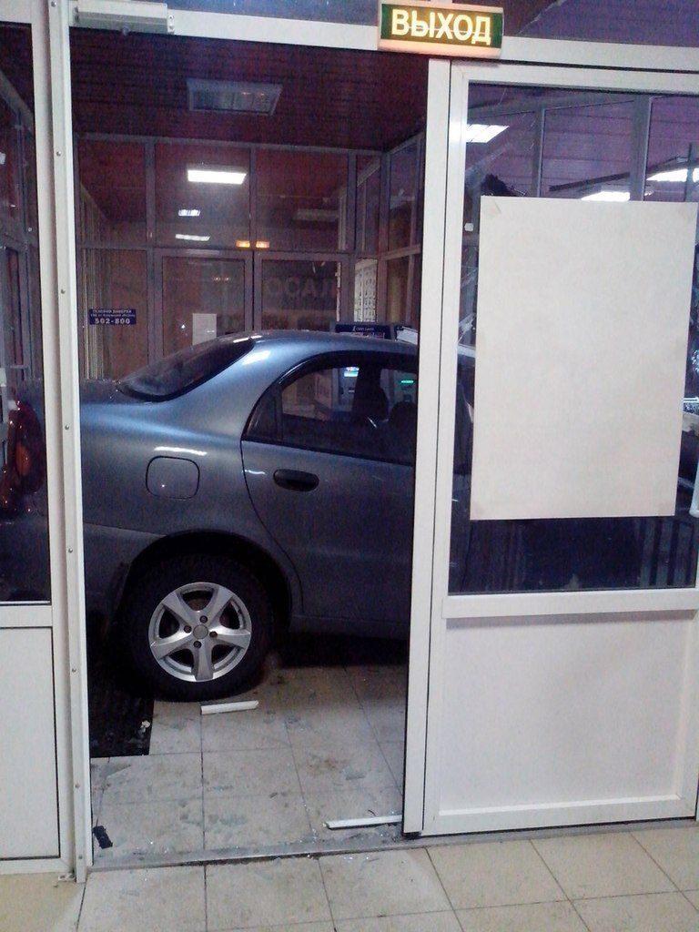 coche empotrado