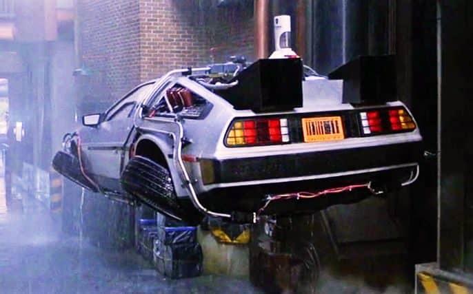 Así iban a ser los coches del futuro, según la ciencia-ficción 21