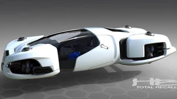 Así iban a ser los coches del futuro, según la ciencia-ficción 24