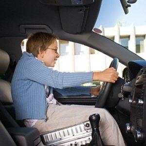 Niño se escapa con el coche de su padre y recorre media europa 19