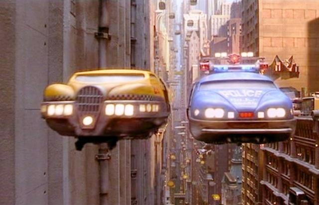 Así iban a ser los coches del futuro, según la ciencia-ficción 2