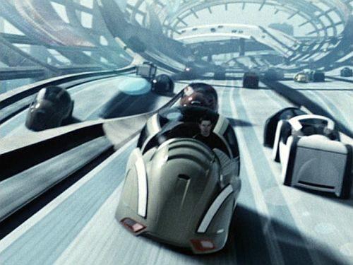 Así iban a ser los coches del futuro, según la ciencia-ficción 23