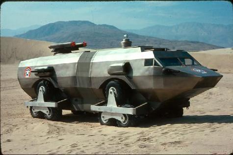 Así iban a ser los coches del futuro, según la ciencia-ficción 22