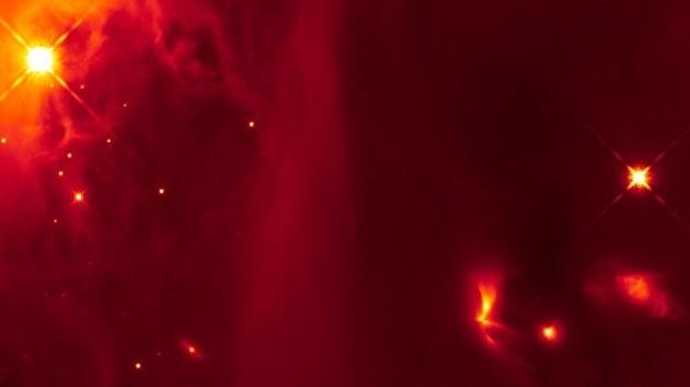 02058406974caabade5d1fb485f45dd6 - El telescopio Hubble detecta una estrella en gestación que brilla una vez por mes