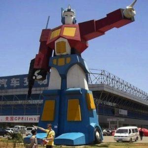 Los monumentos más surrealistas de China 27