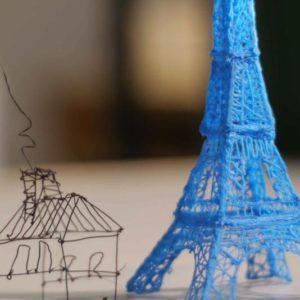 #Video Crean bolígrafo que puede pintar en 3D 5