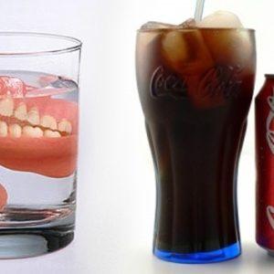 Joven de 25 años pierde su dentadura por amor a la Coca-Cola 19