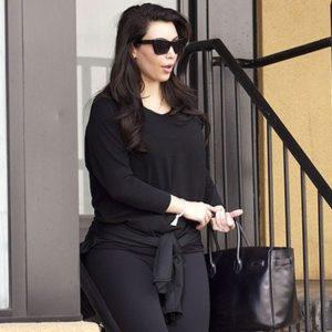 ¿Kim Kardashian, embarazada de gemelos? 33